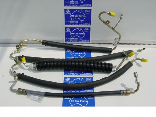 130 POWER STEERING  HIGH PRESSURE HOSES .JPG
