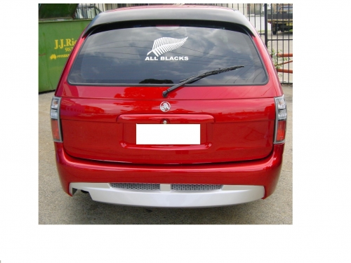 17 VY CLUBSPORT WAGON REAR BAR TO SUIT VX .JPG