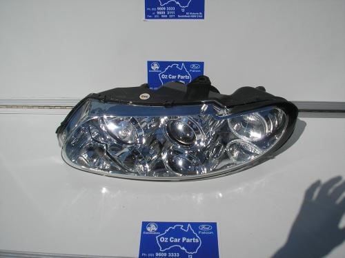 Vt Chrome Headlights