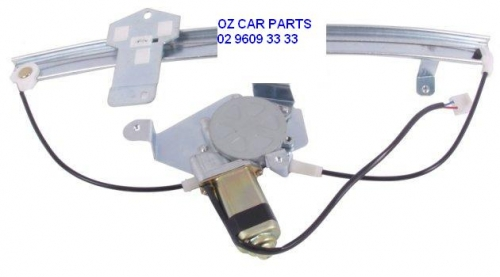 51 POWER WINDOW REGULATORS