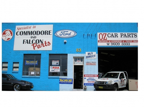 MANY OTHER PARTS AVAIL JUST CALL 02 9609 33 33 OZ CAR PARTS