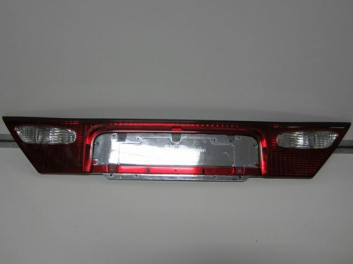 FORD NF NL FAIRLANE GHIA BOOT NUMBER PLATE GARNISH & BOOT LIGHT & BOOT PANEL