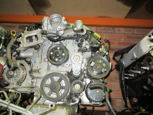 Holden Commodore VE V6 Alloytec Motor Engine