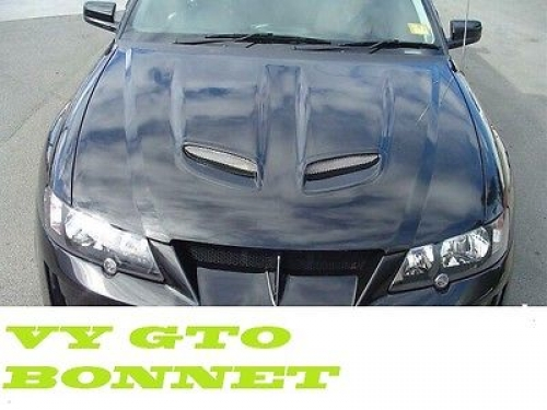 HOLDEN COMMODORE VY HSV GTO MONARO BONNET Brand NEW