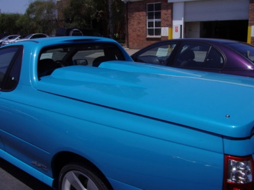 HOLDEN COMMODORE VU VY VZ UTE LID & UTE HARD LID