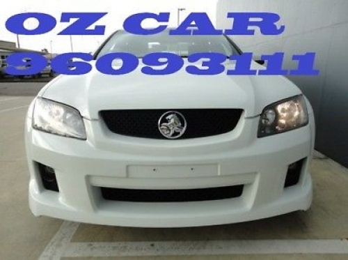 HOLDEN COMMODORE VE SS SV6 SSV FRONT BUMPER BARS NEW