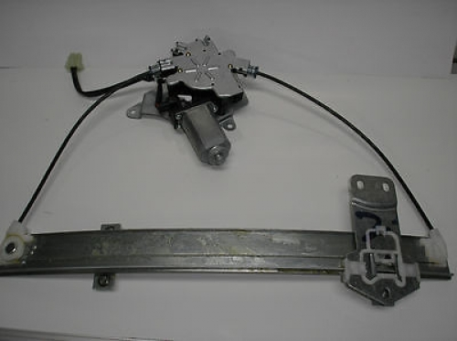 FORD FALCON AU BA BF ELECTRIC WINDOW REGULATORS MOTORS LEFT FRONT BRAND NEW
