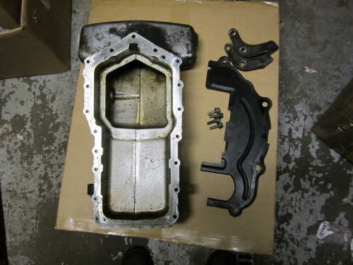 HOLDEN COMMODORE VS VT VX VU VY WH WK V6 ENGINE OIL SUMP/PAN