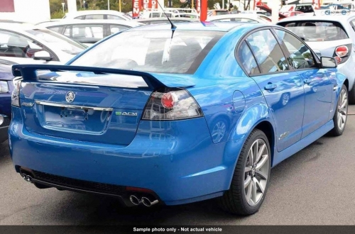 HOLDEN COMMODORE VE SS SV6 SSV SEDAN REAR BUMPER BARS NEW