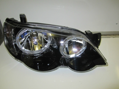 Ford Falcon BA BF XR6 XR8 Black Angel Eye Altezza HeadLight RH Brand New