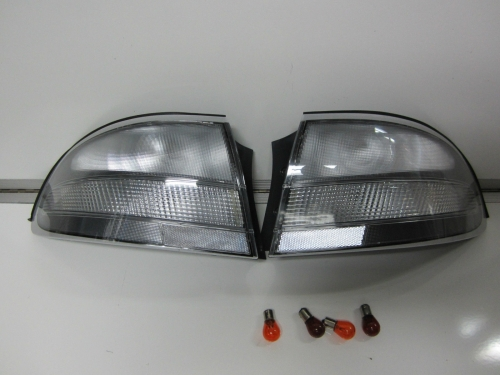 HOLDEN COMMODORE VT SS CALAIS TAIL LIGHTS NEW PAIR Euro Style Sport Altezza