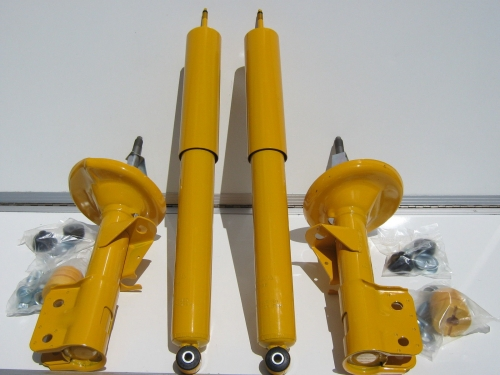 Holden Commodore VE Front and Rear Shocks Struts NEW