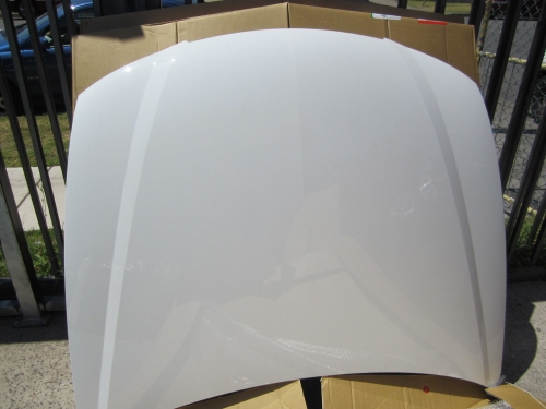 HOLDEN COMMODORE VY SS SV6 BONNET new WHITE BONNET