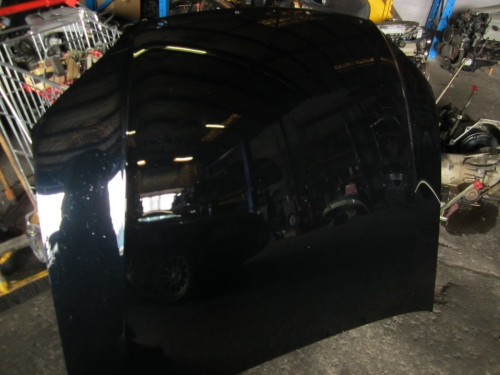 FORD FALCON FG F6 BONNET GENUINE FORD BLACK