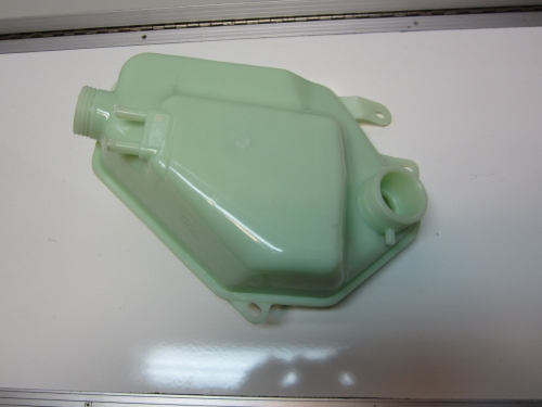 Ford Falcon EA Radiator Water Overflow Bottle with Sensor hole