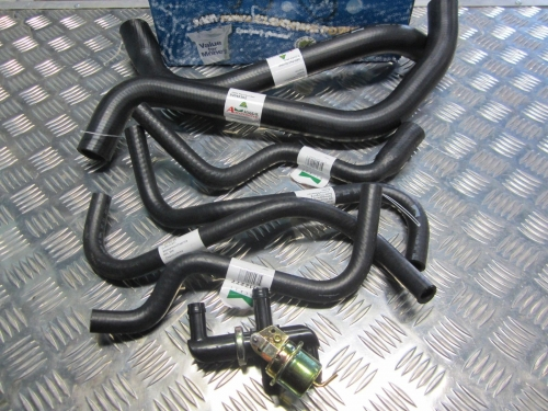 Holden Commodore SATATESMAN CAPRICE VS V6 Coolant Hose Kit with Heater Tap NEW