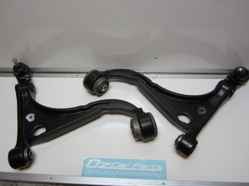 FORD FALCON FAIRMONT FAIRLANE GIHA XR6 XR8 AU BA BF FRONT LOWER CONTROL ARM pair