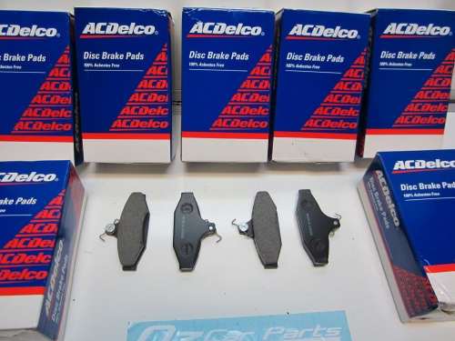 FORD FALCON GENUINE ACDelco REAR PADS XR6 XR8 EF EL NF NL AU FAIRMOUNT FAIRLANE