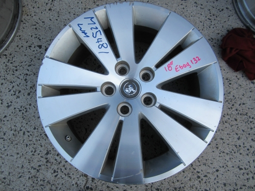 HOLDEN COMMODORE VE WM 18\'\' WHEEL X1