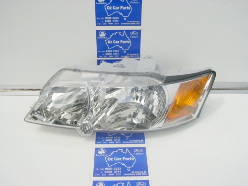 HOLDEN COMMODORE VY HEADLIGHT HEAD LAMP L/H LH PASSENGER NEW