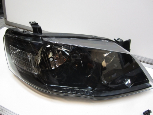 Ford Falcon BF Mk2 XT Black Headlight Head Light Brand New RH