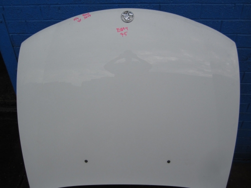 HOLDEN COMMODORE BONNET GM GENUINE HOLDEN VT VX VU BONNET HOOD WHITE