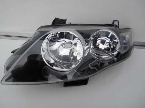 Ford Falcon FG XT MK G6 G6E F6 Headlight Black Brand New L/H PASSENGER SIDE LH