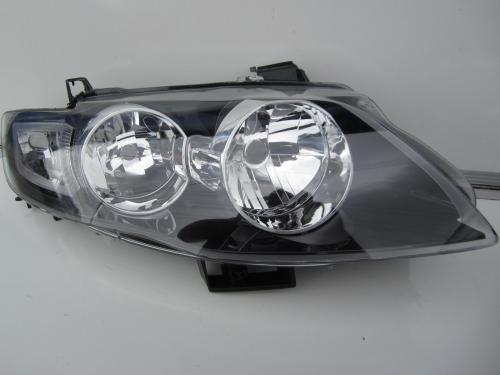 Ford Falcon FG XT MK G6 G6E F6 Headlight Black Brand New R/H DRIVER SIDE RH