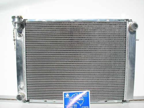 RADIATOR FULL  ALLOY V8 5 LITER