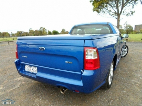 FORD FALCON AU BA BF XR6 XR8 TURBO UTE LID & UTE HARD LID BRAND NEW