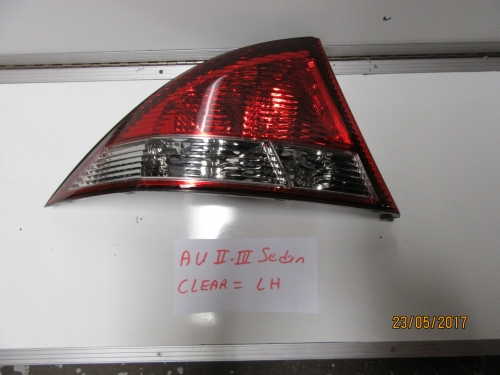 FORD FALCON AU SERIES 2 AND 3 / FAIRMONT SEDAN TAIL LIGHT LEFT HAND NEW