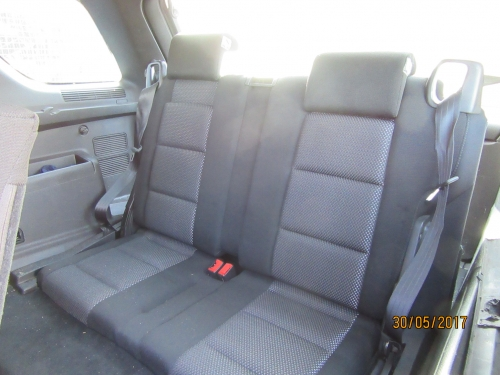 FORD TERRITORY 3RD ROW 7TH SEATER DICKIE SEAT