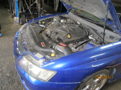 HOLDEN COMMODORE VZ V6 SV6 SVZ INDUCTION GROWLER COLD AIR INDUCTION