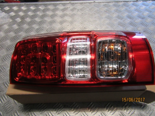 HOLDEN COLORADO RG 6/2012-ON LED TAIL LIGHT RIGHT HAND
