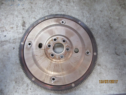 FORD TERRITORY 4.0 LITRE AUTOMATIC FLYWHEEL