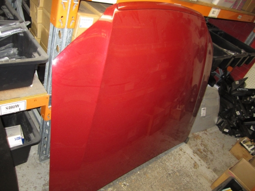 FORD FALCON FG BONNET STEEL RED GENUINE