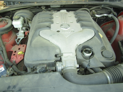 Holden Commodore VZ VE V6 Alloytec Motor Engine HBA engine code 127,000KMS ON IT