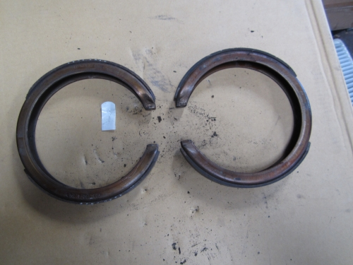 HOLDEN COMMODORE VE VF REAR BRAKE SHOE VE SEDAN WAGON UTE VF REAR BRAKE SHOE
