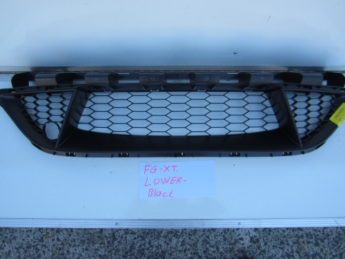 Ford Falcon FG XT LOWER GRILLE BLACK FRONT BAR LOWER GRILLE XT FG FORD FALCON