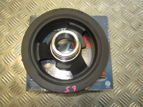 HOLDEN COMMODORE VT VX VY VU VZ 5.7 LS1 GEN3 HSV HARMONIC BALANCER pulley