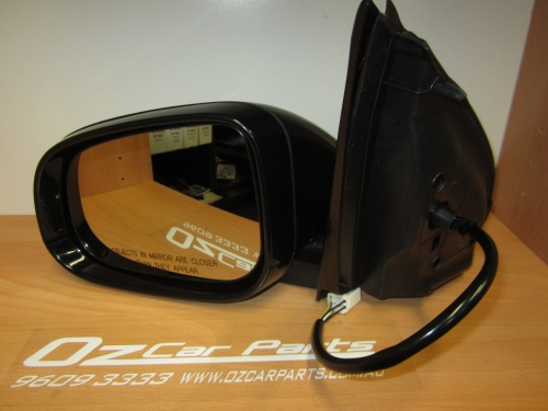 Ford Falcon FG XT XR6 XR8 Falcon Electric Door Mirror Left Side LH Side NEW