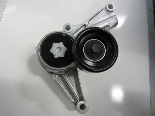 HOLDEN COMMODORE VS VT VX VY V6 ENGINE DRIVER BELT TENSIONER WITH PULLEY