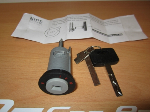 Holden Commodore VG VN VP VR VS Ignition Barrel & Keys